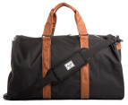 Herschel Supply Co 52cm Novel Duffel Bag - Black/Tan 1