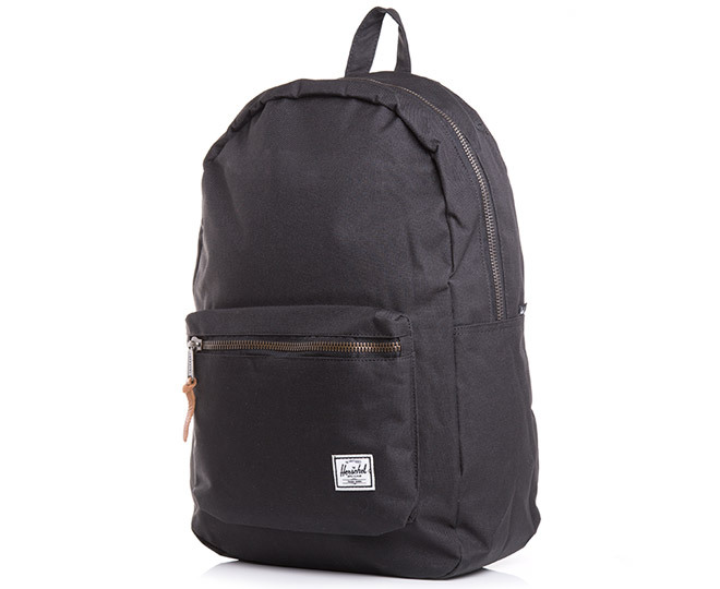 a28cac999 Herschel Supply Co. 23L Settlement Backpack - Black | Catch.com.au