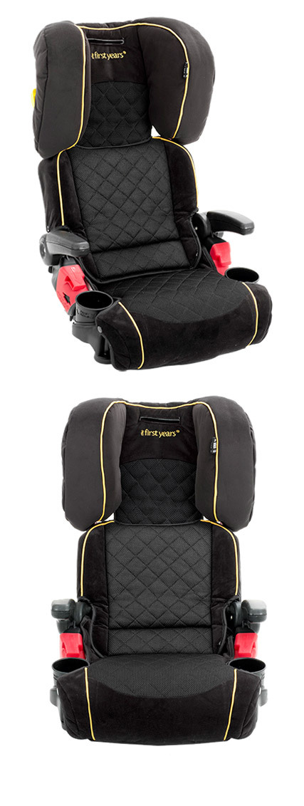 The First Years Adjustable Car Booster Seat