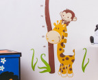 Height Chart Tree Wall Decal 3