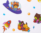 Spaceships Wall Decal 2