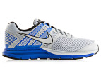Nike Men's Zoom Structure+ 16 - Wolf Grey/Silver 2