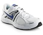 Nike Men's Dart 10 - White/Hyper Blue 4