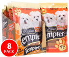 8x Divine Tempters BBQ Chicken Treats For Dogs 90g 3