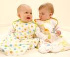 Grobag Hippo Hop & Spot 1.0 Tog Baby Sleep Bags 2-Pack 2