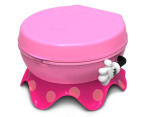 The Minnie Mouse 3-in-1 Potty - Pink 2