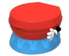 The Mickey Mouse 3-in-1 Potty - Red 2