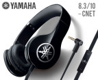 Yamaha HPH-Pro 300 Series Headphones - Black video