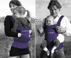 Minimonkey Purple Baby Carrier - Purple 3