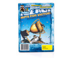 Ice Age Mammoth DVD 4-Disc Set (PG) + Activity Book 3