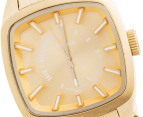 Diesel Men's Scalped Watch - Gold 2