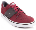PUMA Men's El Ace 2 PN - Cabernet/White  1