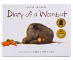 Diary of a Wombat Book 1