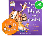 There's A Hole In My Bucket Paperback Book & CD 1