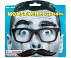 Novelty Moustache Glasses 3