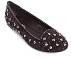 I Love Billy Bloops Flats - Black 4