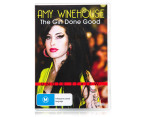 Amy Winehouse Under Review: The Girl Done Good DVD (M) 1
