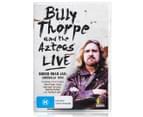 Billy Thorpe & The Aztecs Live 1-Disc DVD (M) 1