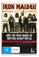 Iron Maiden and the New Wave of British Metal DVD (M) 2