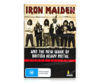 Iron Maiden and the New Wave of British Metal DVD (M) 1