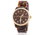 Michael Kors Women's Ritz Tortoise Watch 1