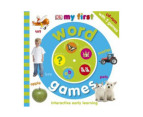 My First Word Games Book 1