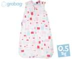 Grobag Sweet Dreams 0.5 Tog Baby Sleep Bag - 0-6 Months 1