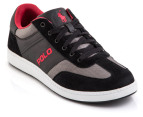 Polo Ralph Lauren Men's Hereford - Black/Red 4