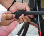 Knog Kabana Cable Bike Lock - Red 2
