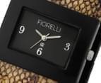 Fiorelli Women's Romana Watch - Lizard 2