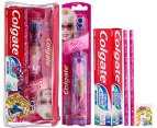 Colgate Barbie Back 2 School Oral Care Pack 3