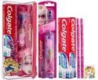 Colgate Barbie Back 2 School Oral Care Pack 3