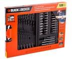 Black & Decker 109-Piece Project Set 5