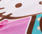 Hello Kitty - Single Quilt Cover Set 3