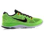 Nike Men's Lunarglide+ 5 - Flash Lime/Black 2