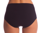 Kayser Women's Perfects Stretch Lace Briefs - Black 3