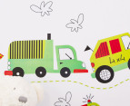 Children's Wall Decals - Cars & Trucks 2