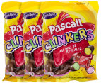 3 x Pascall Clinkers 140g 2
