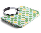 Easy Insulated Fold-Flat Shopping Tote - Spots 7
