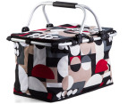 Easy Insulated Collapsible Shopping Carrier - Vogue 5