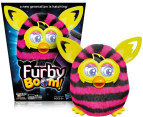 Furby Boom Sweet - Pink/Black Stripes 1