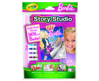 Crayola Story Studio - Barbie 1