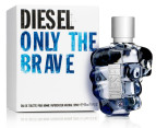 Diesel Only The Brave for Men EDT 50mL 2