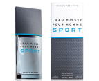Issey Miyake L'Eau D'Issey Pour Homme Sport EDT Perfume 100mL 2