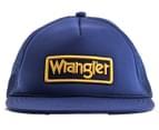 Wrangler Archive Trucker Cap - Navy 4
