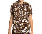 Wrangler Men's Pavement Short-Sleeved Shirt SML - Multi 1