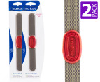 Manicare Nail File Diamond Dual Sided 2-Pack 2