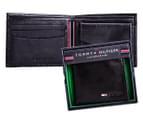 Tommy Hilfiger Stockton Coin Wallet - Black 1