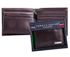 Tommy Hilfiger Fordham Billfold Wallet - Brown 1