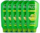 6 x Garnier Fructis Volume Restructure Conditioner 250mL 3
